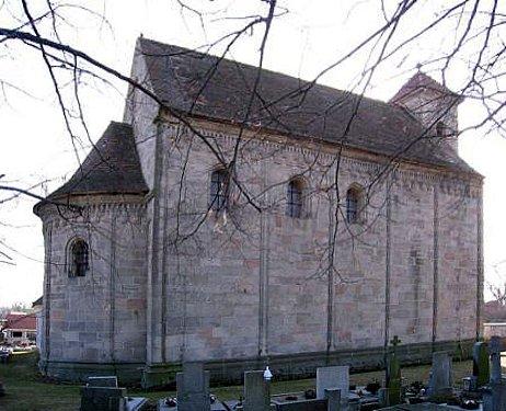 kostel sever