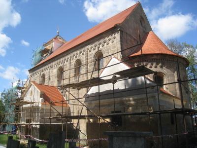 2. etapa obnovy 2009
