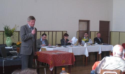 Shromáždění 24.4.2010