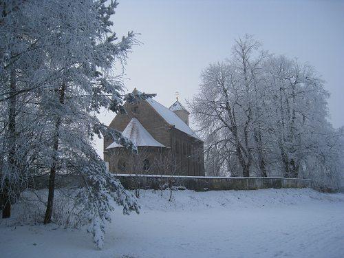 Kostel 28.11.2010