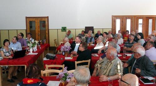 Výroční členská schůze 2017