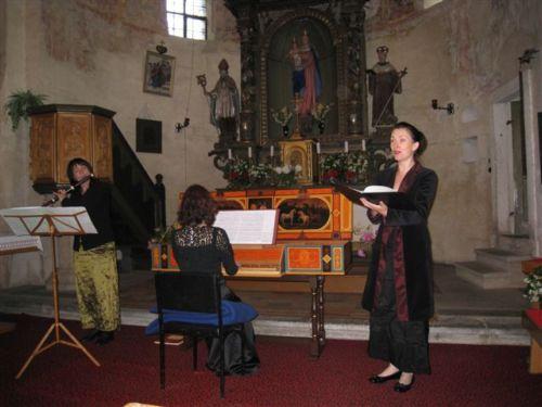 Hudba královské kaple 2008