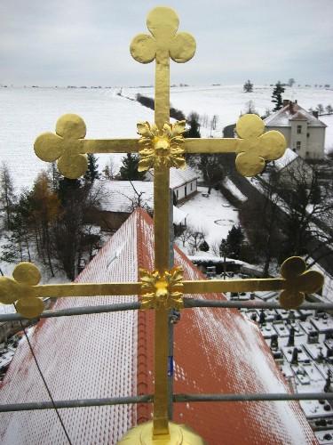 Nový kříž 2008