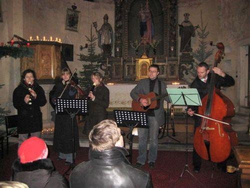 2007/12/15 Skupina Zebedeus z Klatov