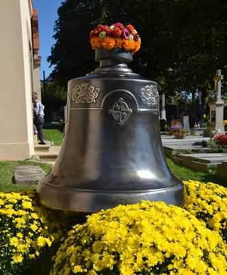 Svěcení zvonu 2011