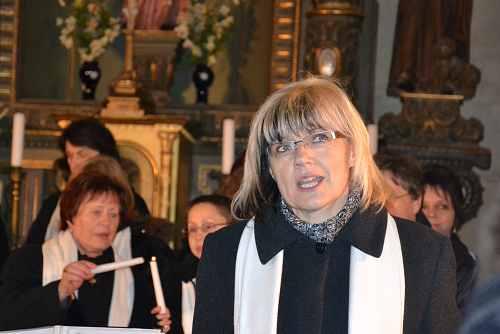 Žihelský pěvecký sbor 4.12.2011