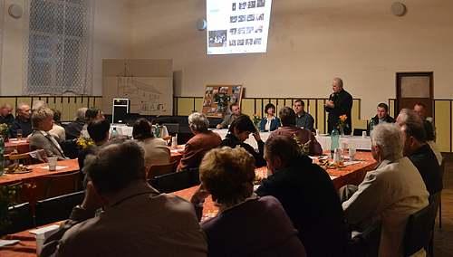 Shromáždění členů březen 2012