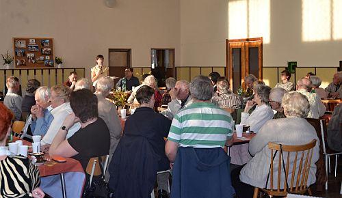 Shromáždění členů duben 2013