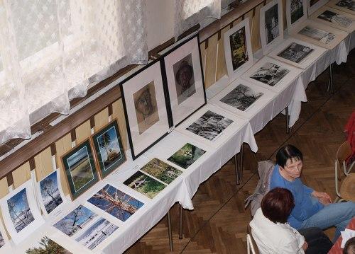 Výstava fotografií Lešikarovi, Hvězda, Surovec