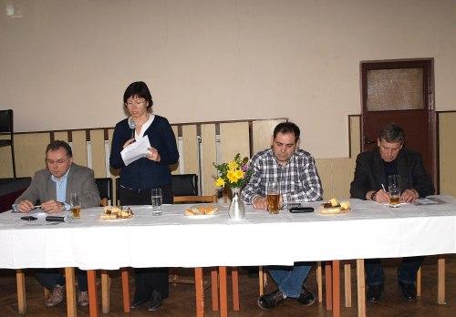 Výroční členská schůze