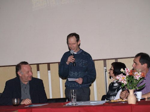 Výroční členská schůze 2015