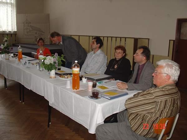 Shromáždění členů sdružení 3
