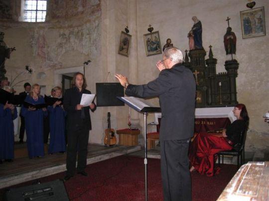2008/07/05 Sbor sv. Jiří z Vraného nad Vltavou